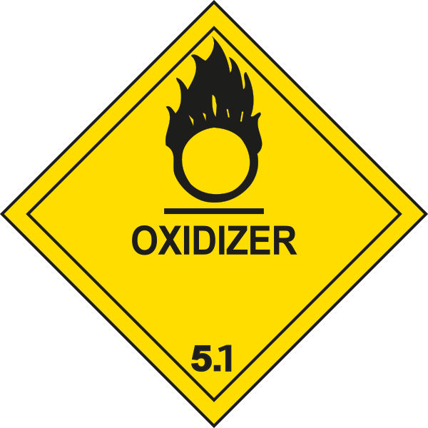 Class 5 - Oxidizing substances and organic peroxides